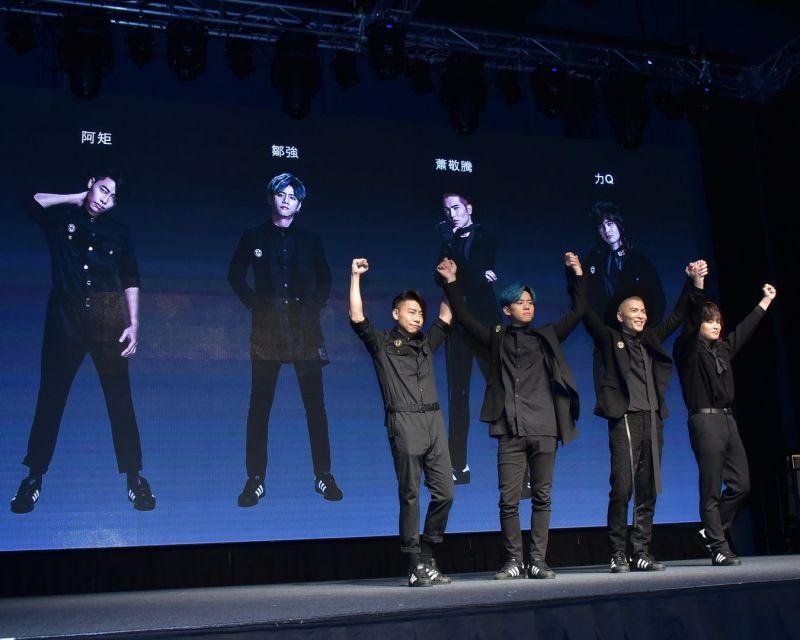 狮子合唱团全新专辑《lion》9/16